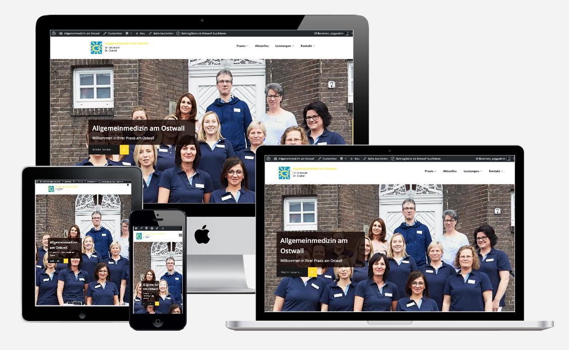 Unsere neue Website ist da!